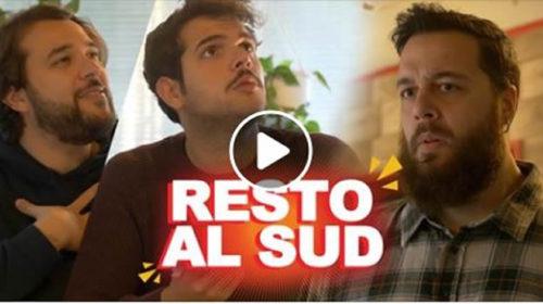 """""""Resto al Sud"""" E' virale il VIDEO del duo comico palermitano 'I Sansoni' 📹"""