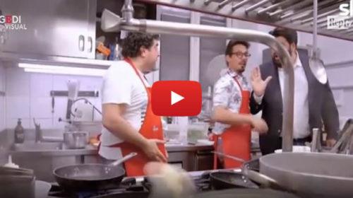 MasterChef, Luciano non fa gioco di squadra e Cannavacciuolo si infuria 📺 VIDEO
