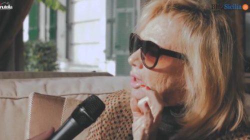 """Rita Pavone a Sanremo 2020 con una canzone del figlio, """"Sì, anch'io sono un po' siciliana"""" (VIDEO)"""