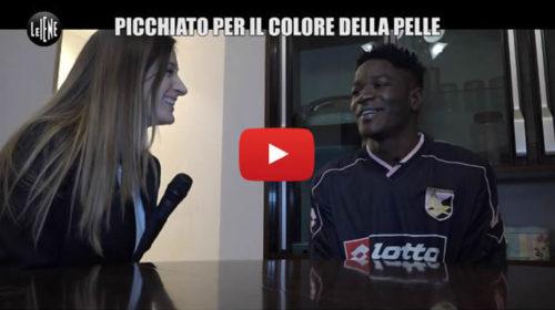 """Le Iene – Senegalese aggredito a Palermo: """"Li perdonerei"""" 📺 VIDEO"""