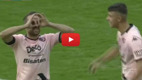Palermo-Nola 4-0: gli highlights del match | VIDEO 📹
