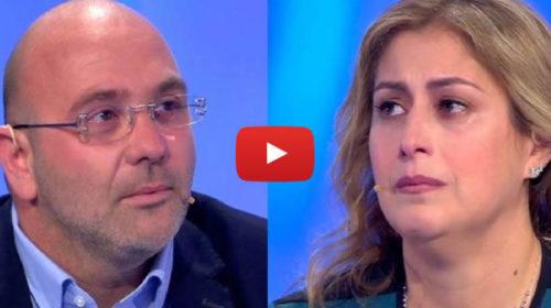 "Palermitani a C'è posta per te, Gianluca tradisce la moglie con una 19enne: ""Perdonami"" 📹 VIDEO"