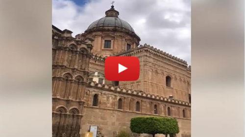 Dalla Cattedrale di Palermo si innalza l'inno di invocazione a Santa Rosalia 📹 VIDEO