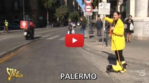 Striscia la Notizia: Ztl di Palermo, le multe che convengono al Comune 📹 VIDEO