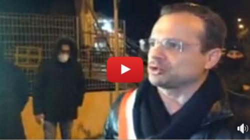 """Coronavirus, il sindaco di Messina """"accoglie"""" il traghetto: """"Qual è la vostra destinazione?"""" 📹 VIDEO"""