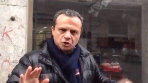 Coronavirus, blitz del Sindaco di Messina De Luca nella casa di riposo focolaio 📹 VIDEO