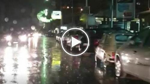 Situazione Live – Peggioramento arrivato: piogge in corso su Palermo | VIDEO 📹