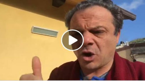 "Il sindaco De Luca a Conte: ""Serve apertura differenziata tra Nord e Sud"" 📹 VIDEO"