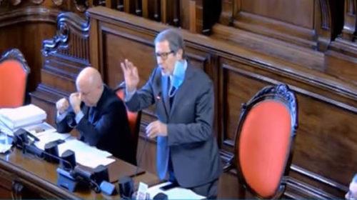 Bufera all'Ars, urla fra Sammartino e Musumeci, il presidente lascia l'aula e scoppia il putiferio 📹 VIDEO