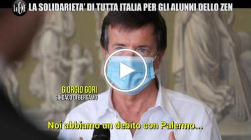 Grande atto d'amore partito da Bergamo, allo Zen di Palermo arrivano tablet e pc da tutta Italia   VIDEO 📺