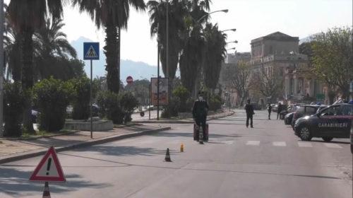 Pasqua blindata a Palermo, controlli e posti di blocco a tappeto in tutta la città | VIDEO 📹