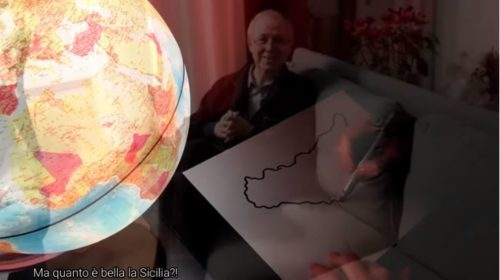 """""""Amuri e spiranza"""", l'inno siciliano contro il Coronavirus 📹 VIDEO"""