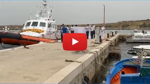 Peschereccio disperso a Terrasini, ritrovato il corpo di uno dei tre dispersi 📹 VIDEO