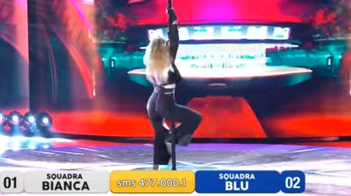 """La pole dance di Eleonora Abbagnato: il ballo sexy stupisce tutti ad """"Amici Speciali"""" 📺 VIDEO"""