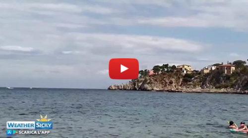 Palermo, alla scoperta della spiaggia di Kafara: le spettacolari immagini 📹 VIDEO