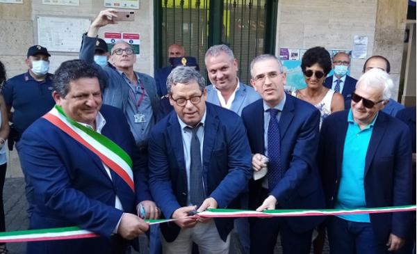 In treno da Cefalù all'aeroporto di Palermo con un collegamento diretto, inaugurata la nuova linea (VIDEO)