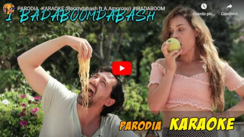 """""""Quest'anno va di moda la panza"""", L'esilarante PARODIA siciliana del brano KARAOKE (Boomdabash ft A.Amoroso) 📹 VIDEO"""