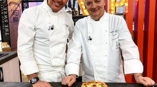 Cassata siciliana, la ricetta perfetta di Iginio Massari e Filippo La Mantia 📹 VIDEO