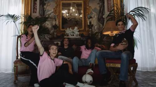 Ecco la nuova maglia del Palermo firmata Kappa 📹 VIDEO