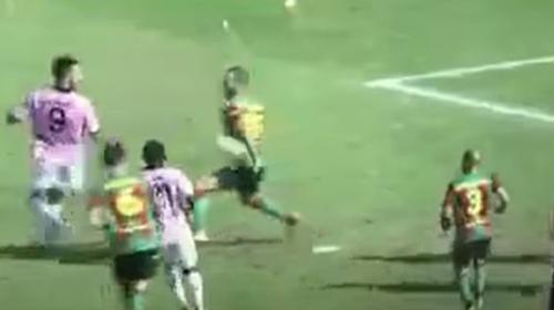 """Ternana-Palermo, il """"rigore nettissimo"""" non dato ai rosanero 📹 VIDEO"""