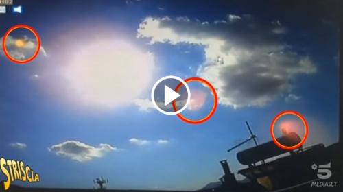 Avvistamento ufo a Palermo? Striscia la Notizia parla con l'esperto 📺 VIDEO