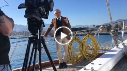 Bruno Barbieri, 4 Hotel a Palermo: le chicche dal Backstage   VIDEO 📹