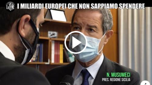 Le Iene – Non solo Mes: ecco i miliardi dall'Europa che non riusciamo a spendere 📺 VIDEO