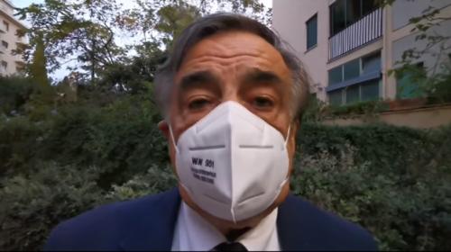 """Palermo, il Sindaco Orlando: """"Bisogna avere cura non soltanto dei malati ma anche delle imprese"""" – VIDEO"""