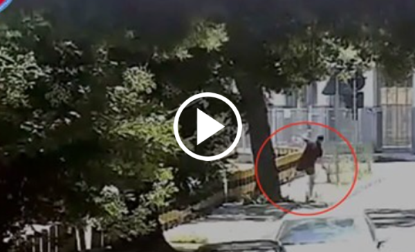 Cellulari lanciati come giavellotti: ecco come entravano all'Ucciardone – VIDEO
