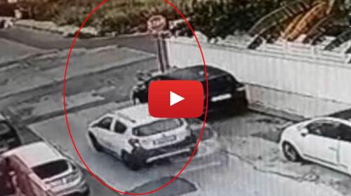 Prende l'incrocio a folle velocità nonostante lo Stop e provoca un brutto incidente | VIDEO