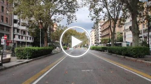 Domenica di negozi chiusi a Palermo, poca gente a passeggio per le vie del centro   VIDEO