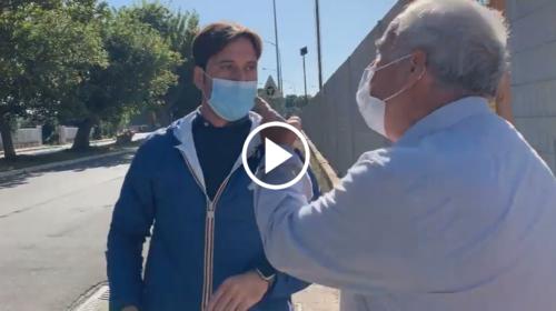 Palermo, Ferrandelli aggredito in diretta Facebook durante una ispezione al circo Orfei – VIDEO