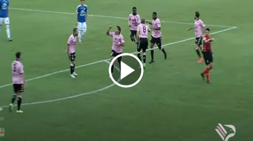Palermo-Paganese 2-1: gli highlights del match | VIDEO 📹