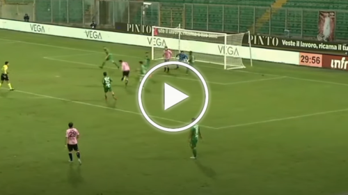 Palermo-Monopoli 3-0: gol e gli highlights del match | VIDEO 📹