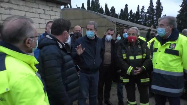 """Maltempo a Catania e danni ingenti, Musumeci dichiara lo """"stato di calamità"""" – VIDEO"""