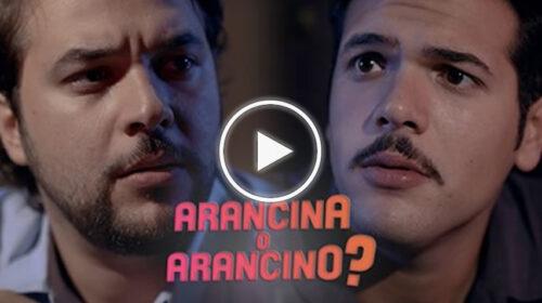 """I Sansoni: """"ARANCINA o ARANCINO? Chiedo per un Siciliano…"""" – VIDEO"""