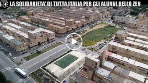 """I giocatori del Palermo in campo per lo Zen: ecco il servizio de """"Le Iene"""" – VIDEO"""