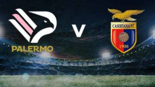 Palermo-Casertana, alle 14:30 in campo: ecco dove seguirla in diretta tv e streaming