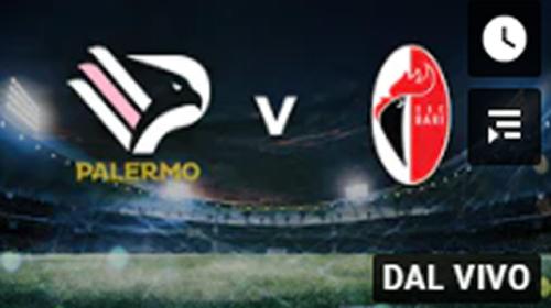 Palermo-Bari, alle 15:00 in campo: ecco dove seguirla in diretta tv e streaming