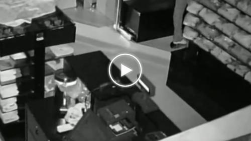 Violenta scossa di terremoto nella Sicilia orientale: ecco il momento riprese dalle telecamere di sicurezza – VIDEO