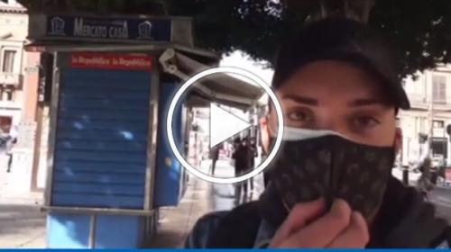 Vaccino? Sì, ma sulla pelle degli altri. I palermitani in attesa della campagna antipandemia – VIDEO