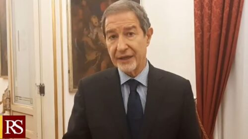 """L'annuncio di Musumeci: """"Chiesto al Governo Zona Rossa per tutta la Sicilia"""" – VIDEO"""