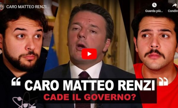 """""""Volete fare il voto da asporto entro le 18?"""" Il divertente messaggio de 'I Sansoni' a Renzi – VIDEO"""