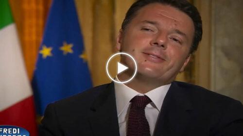 """""""PAPPAFAVA INTERVISTA RENZI"""", Il nuovo esilarante VIDEO di Manfredi Di Liberto"""