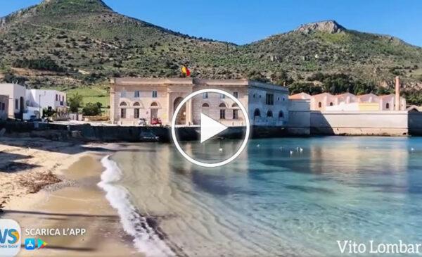 Meraviglie di Sicilia, Favignana oggi 19 Gennaio 2021: le spettacolari immagini – VIDEO