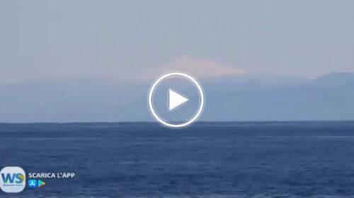Oggi 19 gennaio 2021 si riesce a vedere l'Etna da Palermo – IL VIDEO