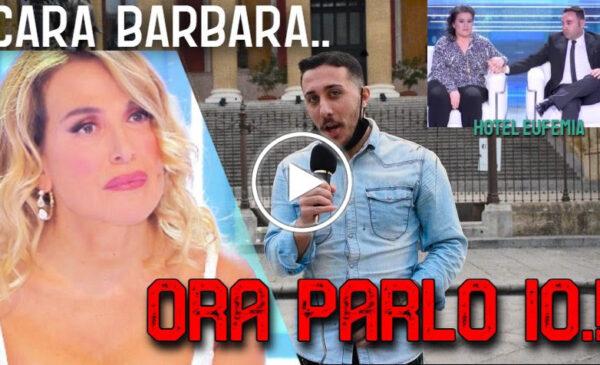 Dall'Hotel Eufemia ad Angela da Mondello: cosa pensano i palermitani del trash di Barbara D'Urso – VIDEO