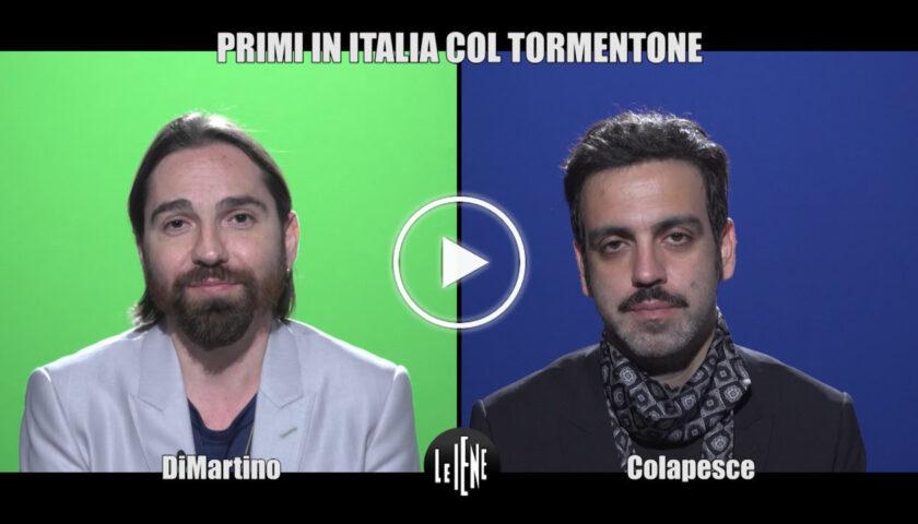 Colapesce e Dimartino, 10 anni di amicizia e il successo inaspettato: intervista doppia – VIDEO