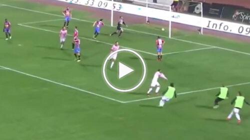 Catania-Palermo 0-1: la magia di Santana che ha deciso il Derby – VIDEO