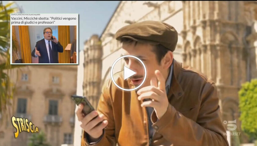 L'omaggio dei politici italiani a Dante, fra errori e strafalcioni fino ad arrivare all'isteria di Miccichè – VIDEO Roberto Lipari